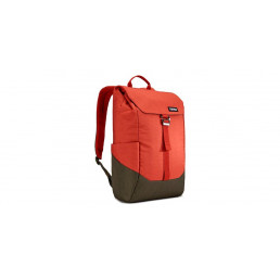 Рюкзак Thule Lithos Backpack 16L, Rooibos/Forest Night (TLBP-113)
